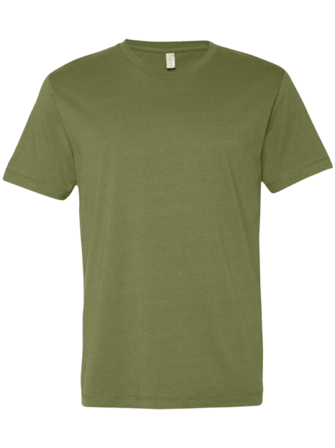 Alternative-1070-Short-Sleeve-Men-Army-Front