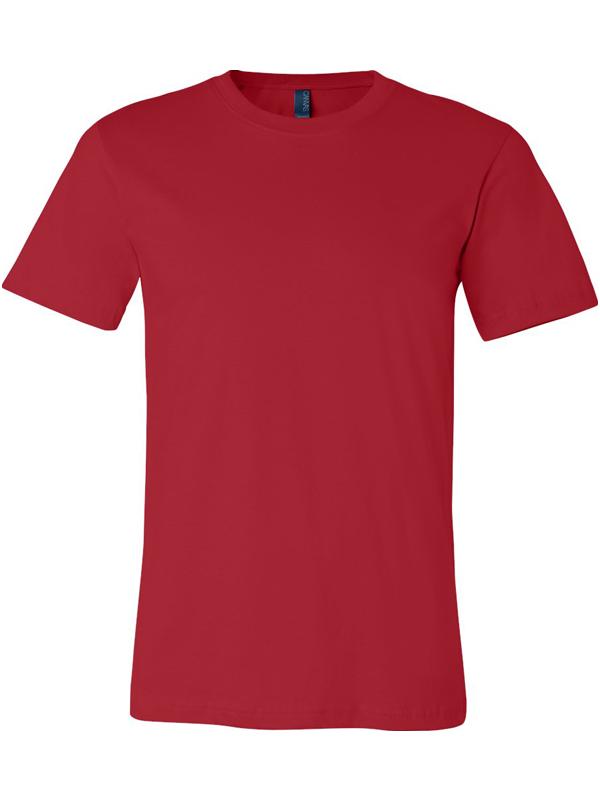 df26ffb2 Bella + Canvas 3001 – Unisex Short Sleeve Jersey T-Shirt – uDesign ...