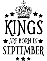 Kings are born in