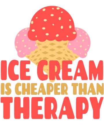 Icecream is cheaper