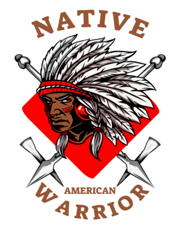 Native warrior