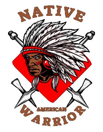 Native warrior