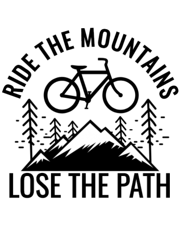 Ride the mountains