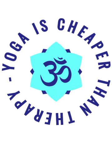 Yoga is cheaper