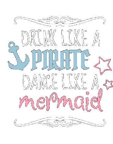 Dance like a mermaid