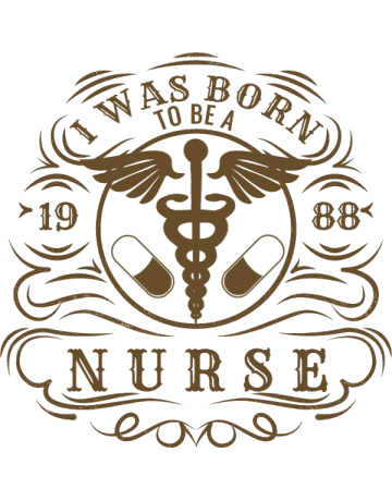 Born to be a nurse