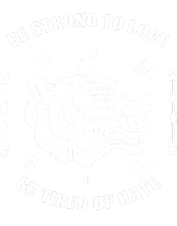 Be strong to love
