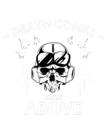Death comes from above