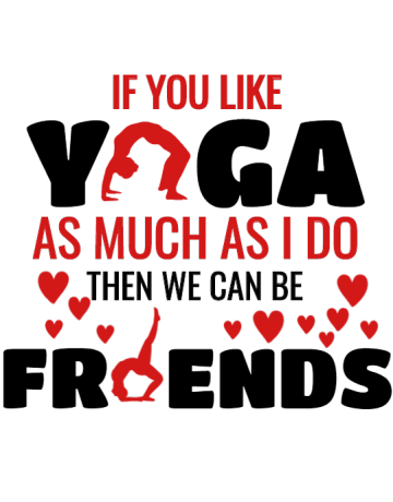 If you like yoga