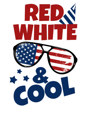 Red, white & cool