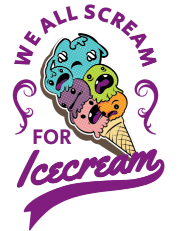 We all scream for icecream