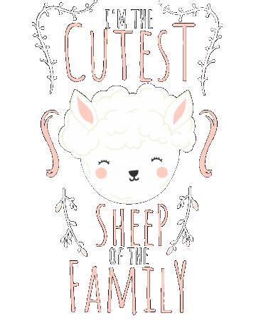 Cutest sheep