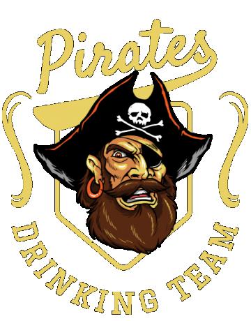 Pirates drinking team