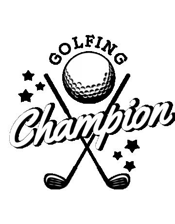 Golfing champions
