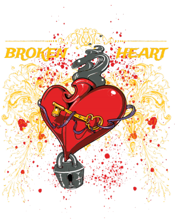 Broken heart 2