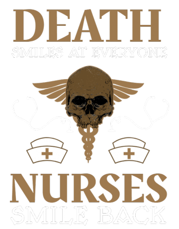 Nurses smile back