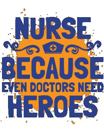 Even doctors need heroes
