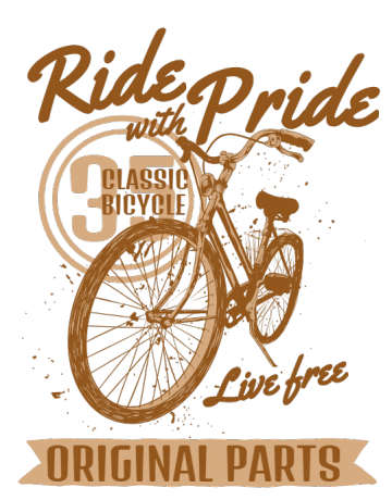 Ride with pride