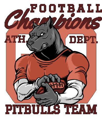 Football pitbulls