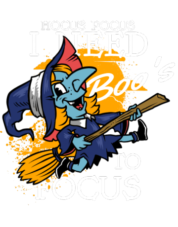 Boo's to focus