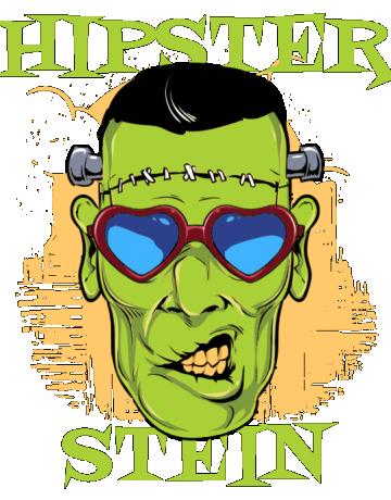 Hipster Stein