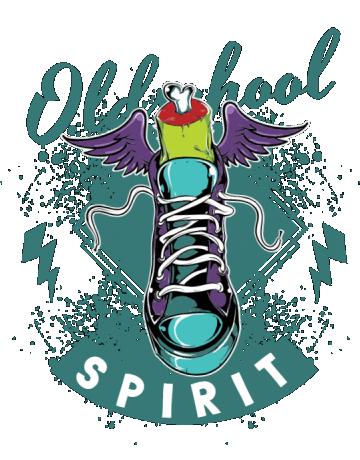 Oldschool spirit