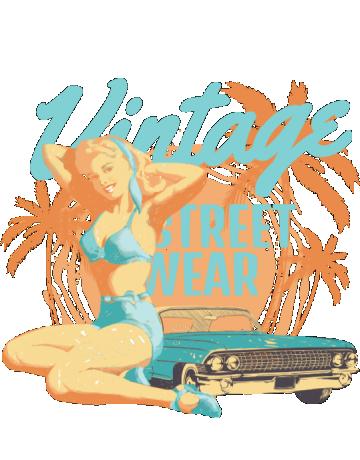 Vintage streetwear