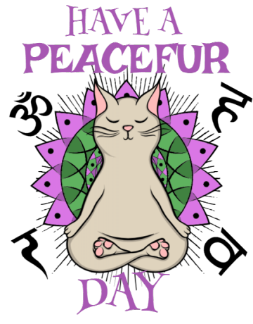Have a peacefur day