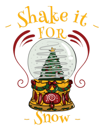 Shake it for snow