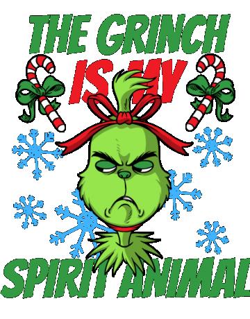 The Grinc is my spirit animal