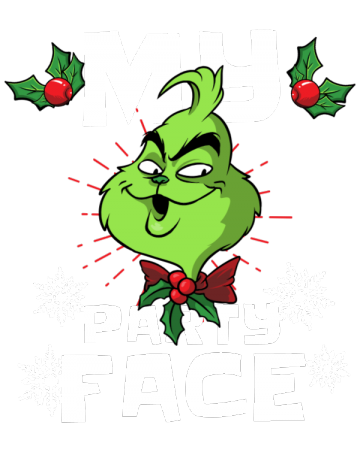My party face