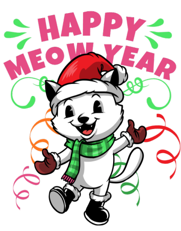 happy meow year