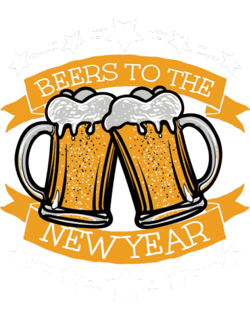 Beers To The New Year