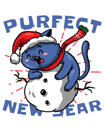 Purfect new year