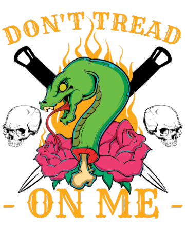 Don't tread