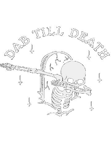 Dab till death