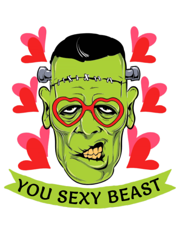 You sexy beast