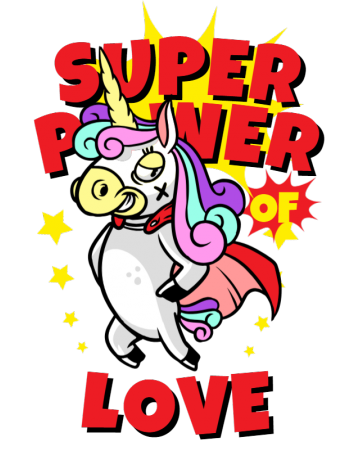 Super power of love