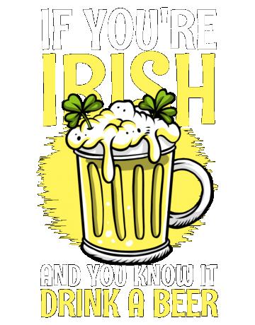 Drink a beer