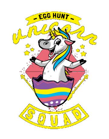 Egg hunt squad