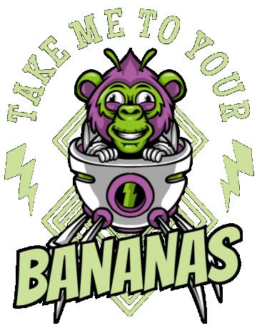 Take me to your bananas