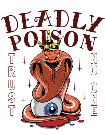 Deadly poison