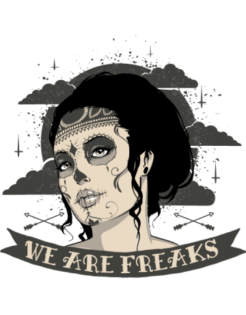 We are freaks