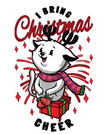 I bring Christmas cheer
